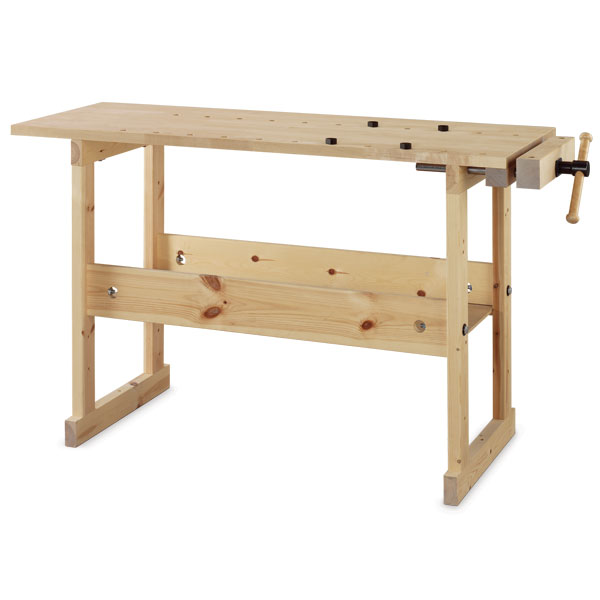 Suggestion below for a budget bench with a side vise built in. I have