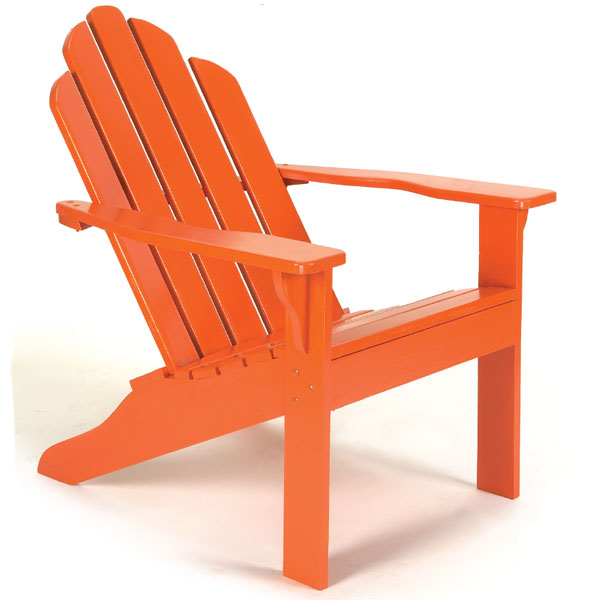 How to Draw Building Plans for an Adirondack Chair | eHow.com