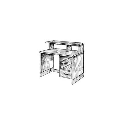 Computer Desk Plans | Desks >> Home |Office | Review