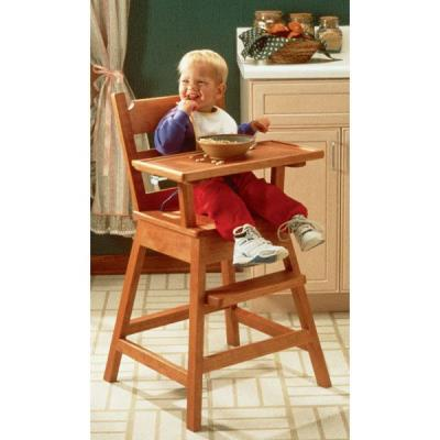 Baby High Chair Woodworking Plans
