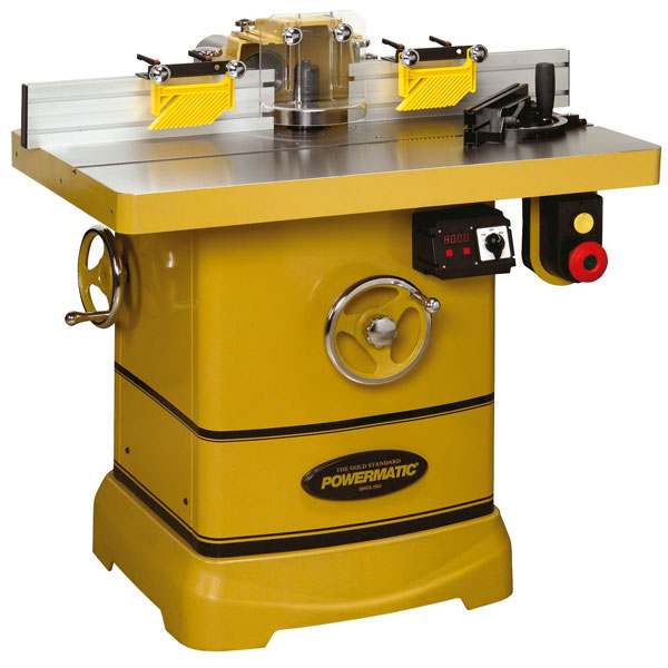 woodworking shaper vs router 3