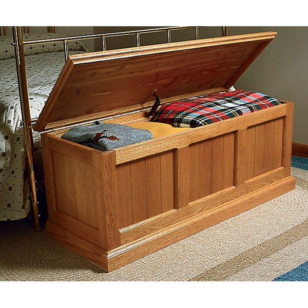 cedar chest woodworking plan bed bedroom furniture plans chest plans