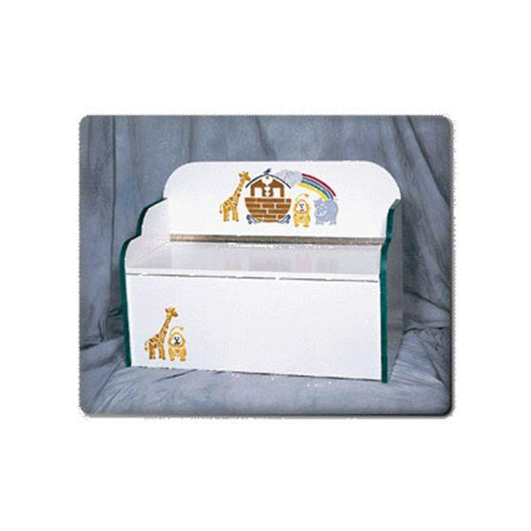 Buy Woodworking Project Paper Plan to Build Toy Chest and Bench, Plan ...