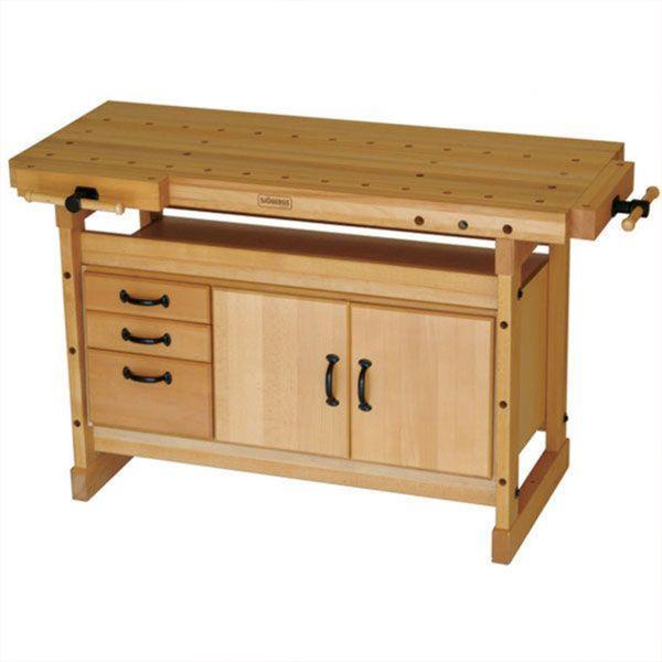 whitegate woodworking bench
