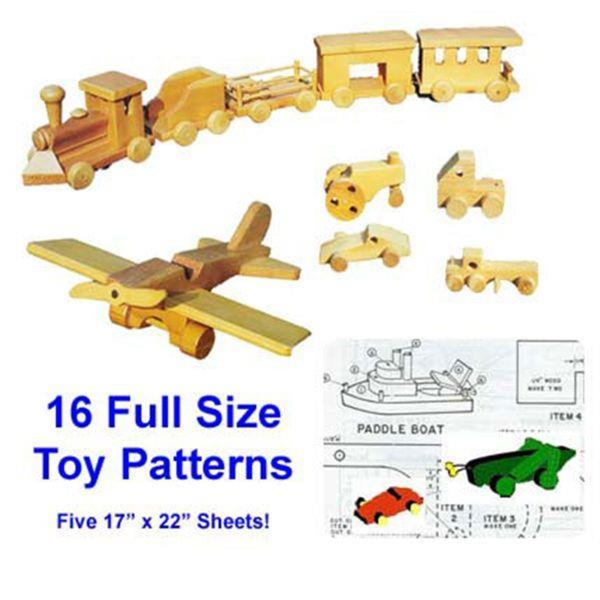 Wooden Models Plans Plan to Build Wooden Toy