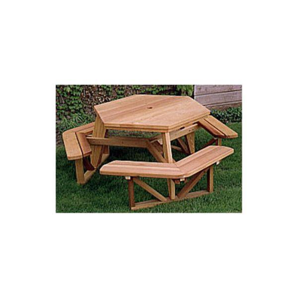 Free Plans Build Hexagon Picnic Table, Sep... - Amazing Wood Plans