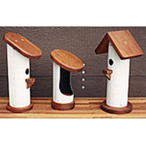 Buy Woodworking Project Paper Plan to Build PVC Bird Houses at ...