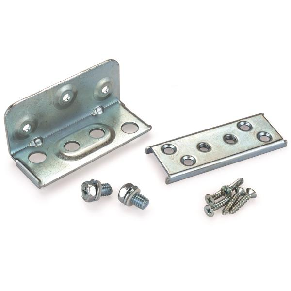 metal bed frame hardware 1