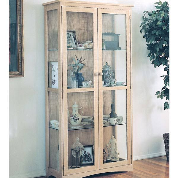 How To Make A Curio Cabinet
