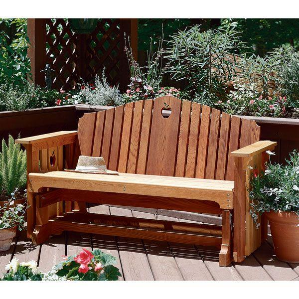 Woodworking woodworking plans porch glider PDF Free Download