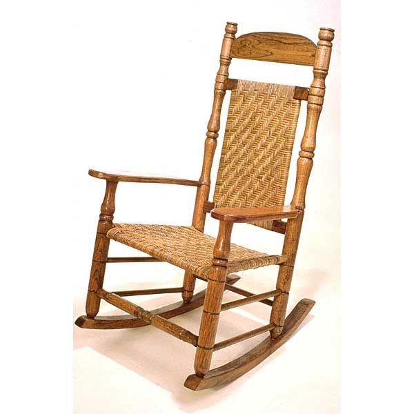 build a rocking chair plans