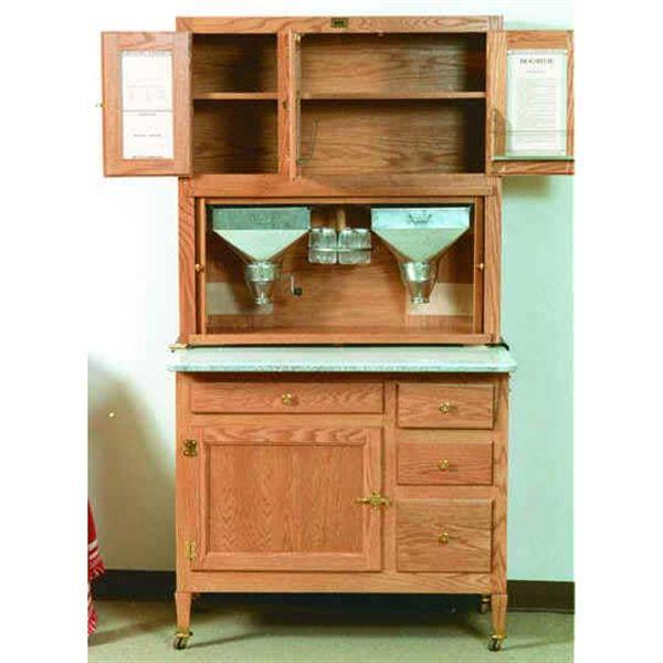 plans for hoosier cabinet