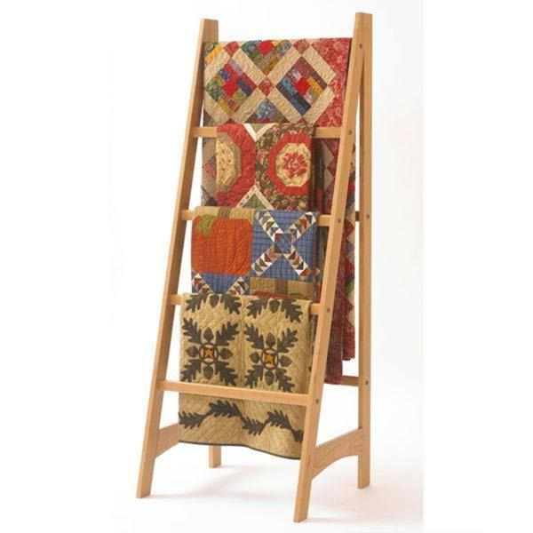 Free Quilt Display Rack Plans