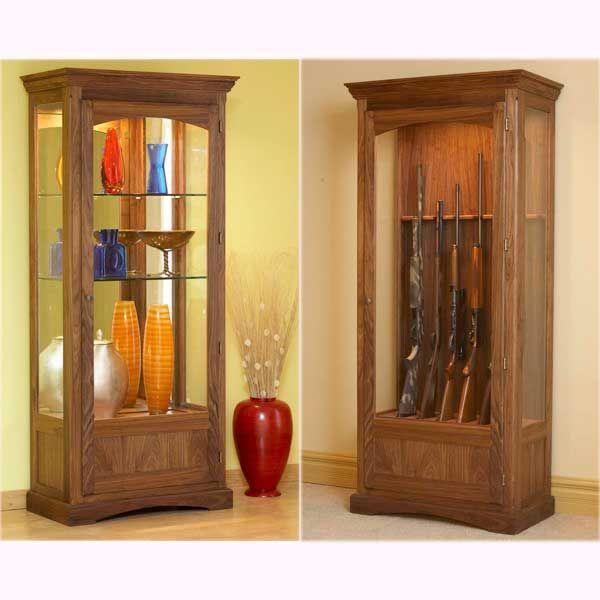 PDF DIY Plans For Building A Display Gun Cabinet Download wood closet ...