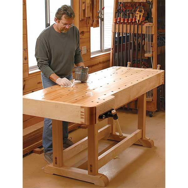fine woodworking bench review