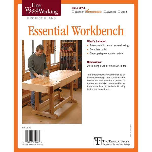 fine woodworking workbench plans Quotes