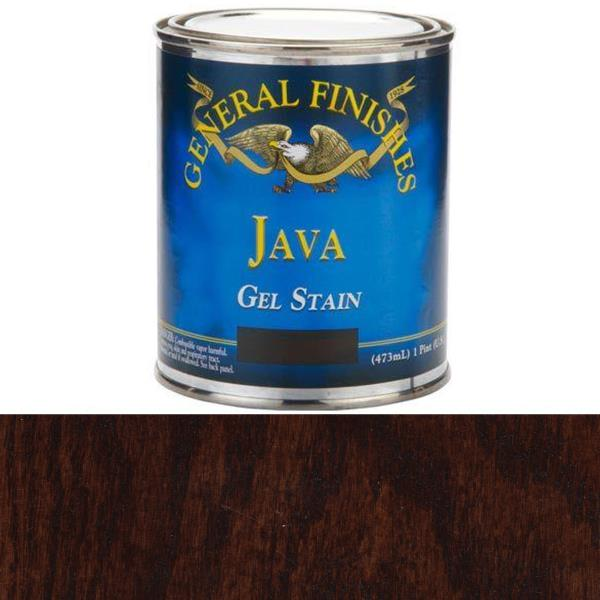 java wood stain