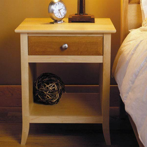 Free Easy Nightstand Plans