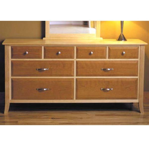 plans for a dresser with drawers
