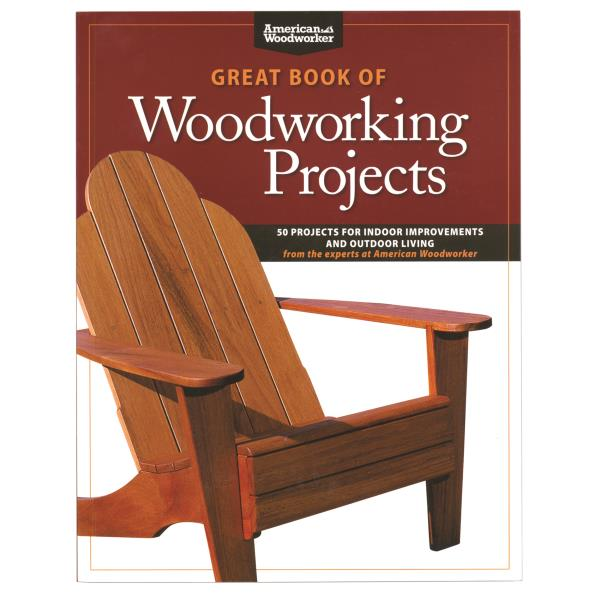 Great Book Of Woodworking Projects Pdf