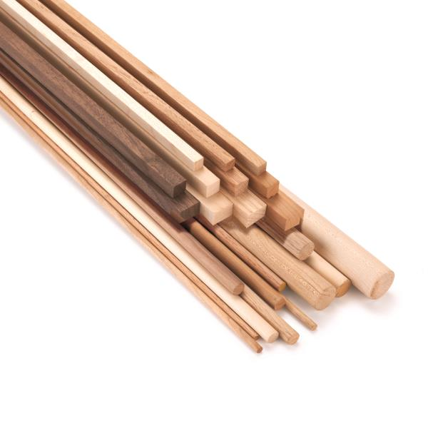oak wood dowels