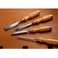 Cabinetmaker's Chisel Set 4 pc. - 1/4