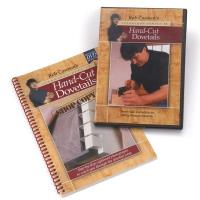 Hand-Cut Dovetails With Rob Cosman DVD and Shop Copy Book