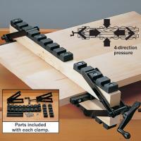 WoodRiver Clamping System