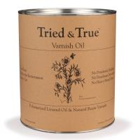 Tried and True Varnish Oil Quart