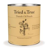 Tried and True Danish Oil Quart