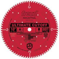 Freud LU85R010 Industrial Ultimate Cut-off Blade 10