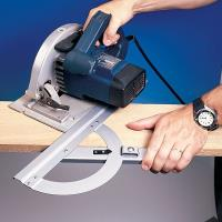 Protractor and Saw Guide