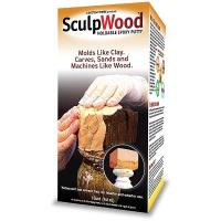 System Three SculpWood Putty 1 Qt.