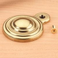 Sheraton-style Bed Bolt Cover 1-3/4