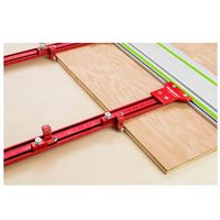 Woodpeckers One-Time Tool Track Saw Guide System with Systainer