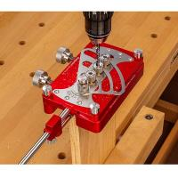 Woodpeckers OneTIME Tool Ultimate Doweling Jig in Systainer Case