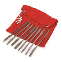 WoodRiver 8 Piece Large Coarse Riffler Set