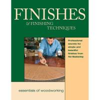 Finishes and Finishing Techniques