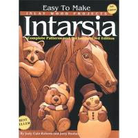 Intarsia Easy To Make Inlay Wood Projects