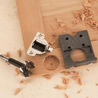 Euro EASY-DRILL Concealed Hinge Boring Jig
