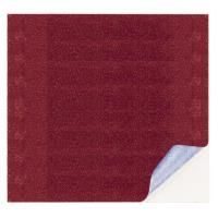 Hafele Felt Sheets Maroon