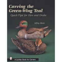 Carving the Green-Wing Teal