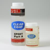 System Three ClearCoat 12 oz. Kit