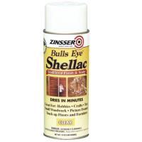 Bulls Eye Clear Shellac 12 -oz Spray