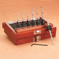22 Piece Tapered Drill Set