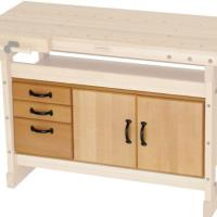 Sjobergs Storage Cabinet For Duo Bench