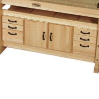 Sjobergs Storage Cabinet For Elite 2500/2000 Benches