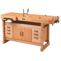 Sjobergs Elite 2000 Workbench plus Cabinet Combo