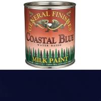General Finishes Coastal Blue Milk Paint Quart