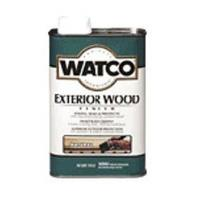 Watco Exterior Wood Finish Quart